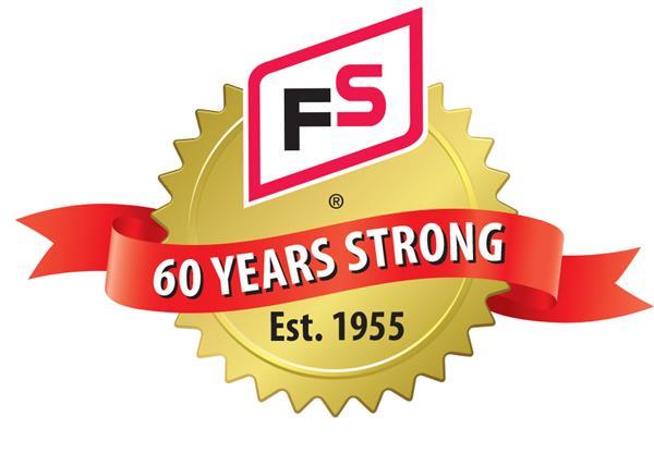 Fs Logo Celebrates 60th Anniversary