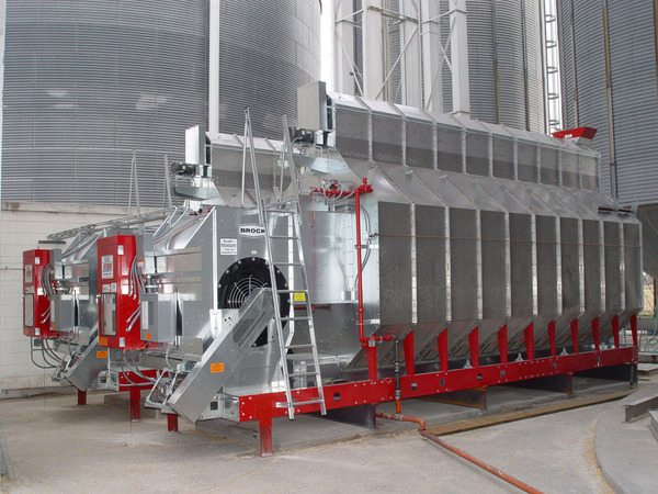 Grain Drying And Aeration Fs Construction Services