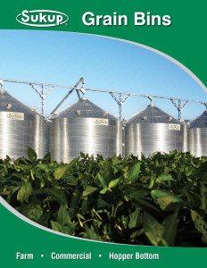 Grain Bins-1