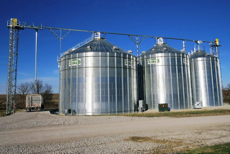 Special Offer With Sukup Grain Bins Fs Construction Services