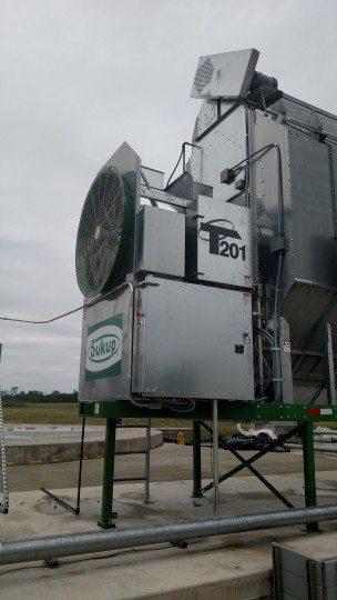 Koester - Grain System - Image #3 - Drying - Handling - Sukup