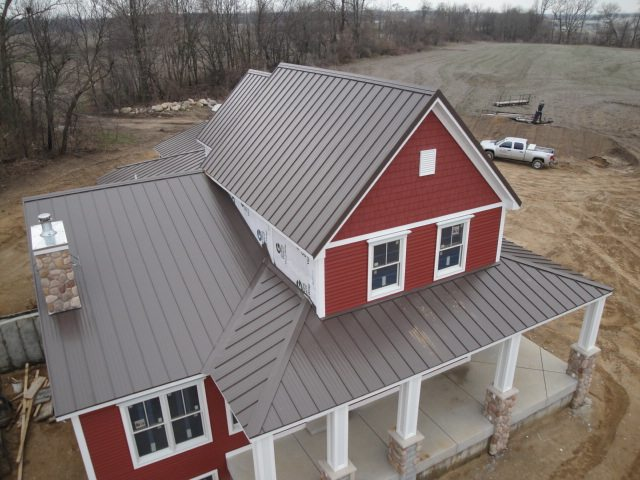 Metal Roofing Amp Siding Fs Construction Services