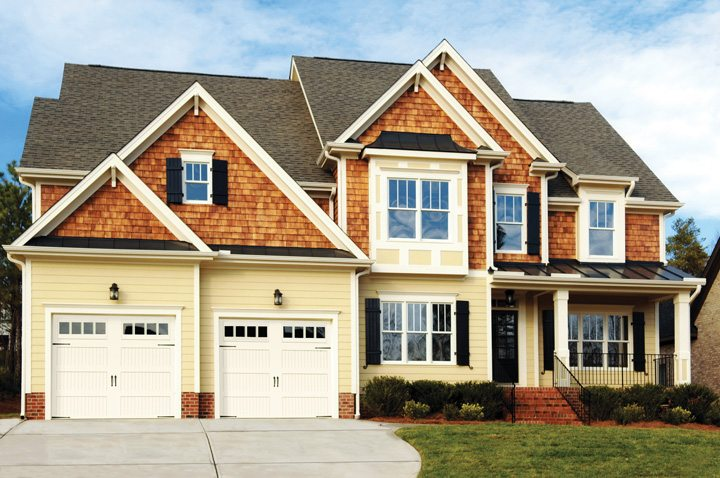 Aspen Briarcrest Residential Garage Door Installation