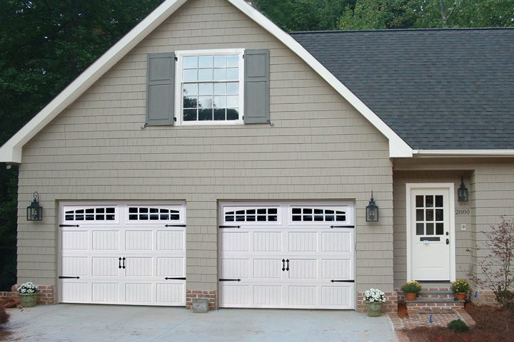 Aspen Carriage House Garage Doors