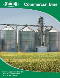 Commercial Grain Bins-1