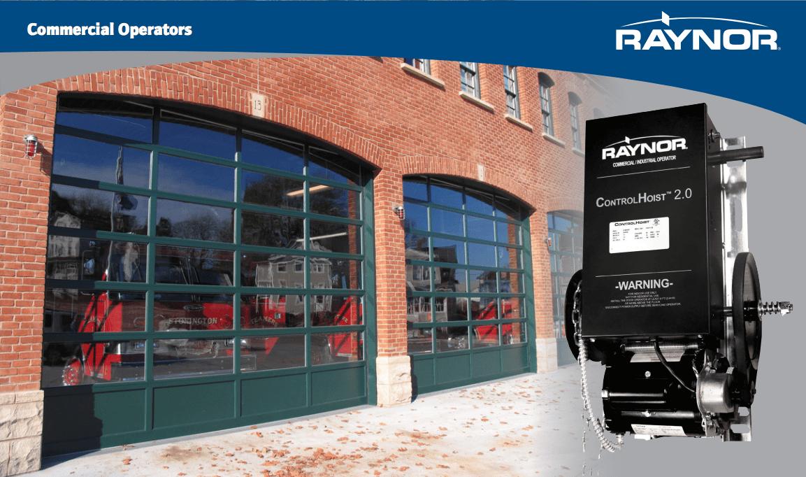 Raynor Commercial Garage Door Openers