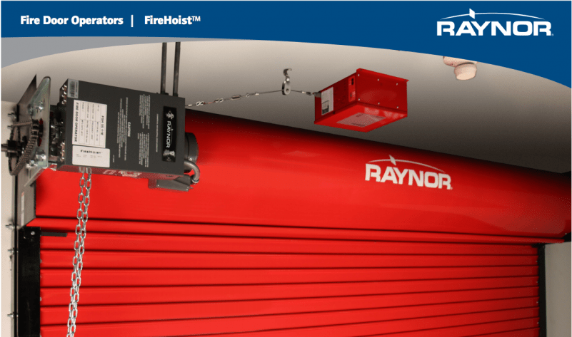 Raynor Commercial Garage Door Systems