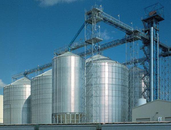 Grain Bin Storage Systems