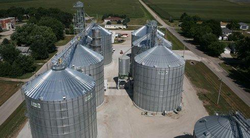 Sukup Grain Bins