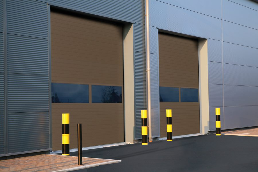 Overhead Garage Doors Commercial Door Fs Construction