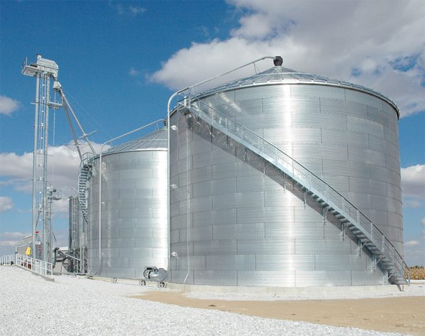 Grain Handling and Transfer - FS Construction Services