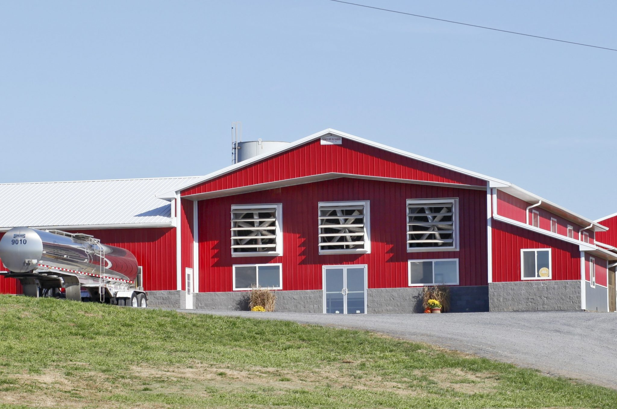 Agricultural Roofing Amp Siding Fs Construction Services