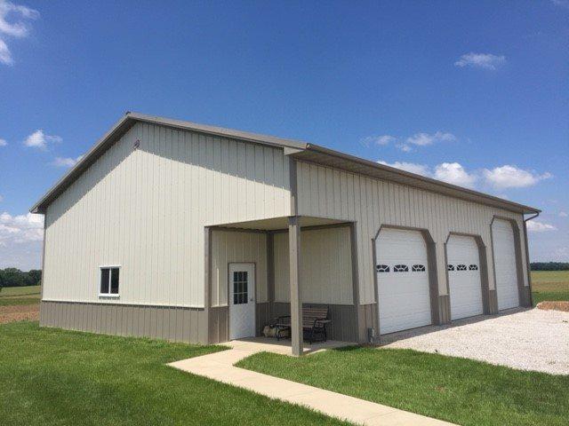 New Pole Barn - FS Construction