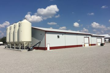 Wood or Steel Buildings from FS Construction Services