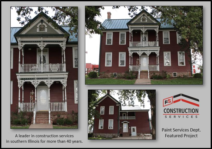 Paint Historic Home