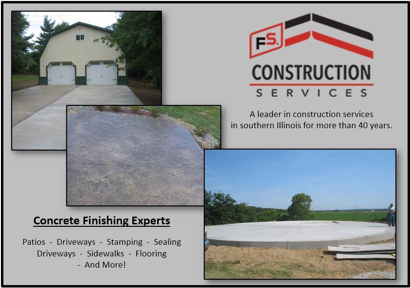 Concrete rebate