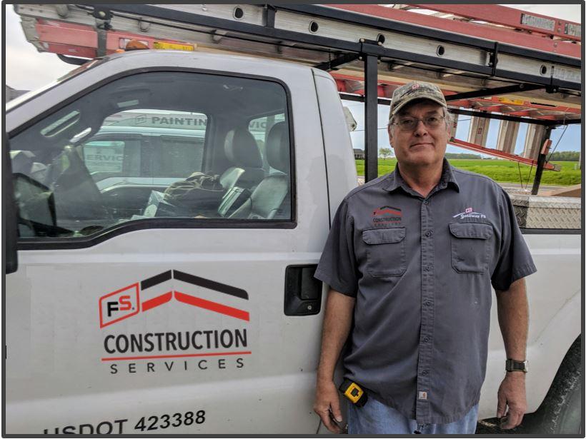 Barn renovation Gateway FS Construction Services customer appreciation