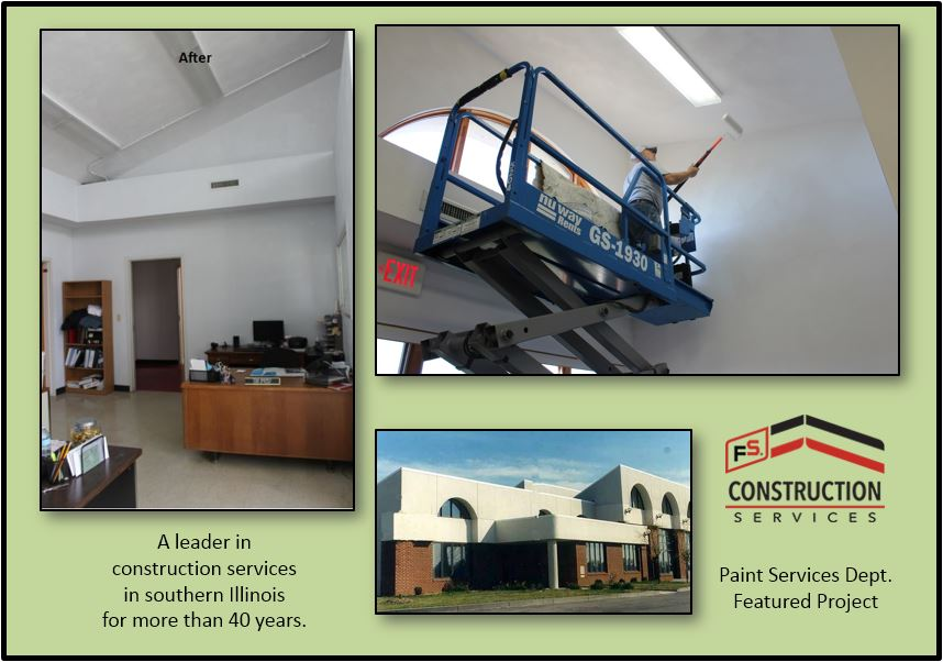 GFS Construction Services paint