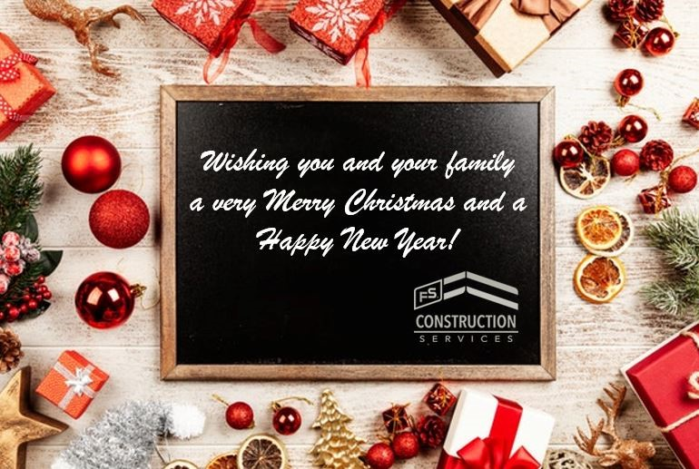 Gateway FS Construction Services Merry Christmas