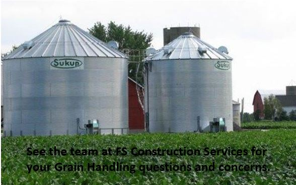 Grain Handling tips FS Construction Services
