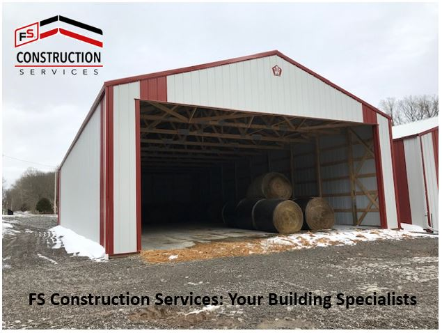 FS Construction Services buildings metal steel
