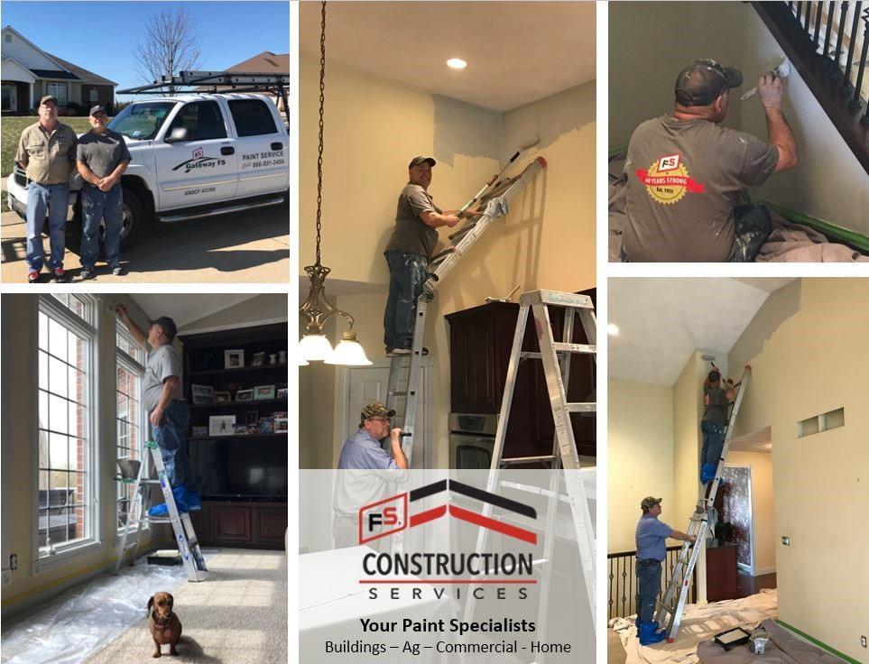 Gateway FS Construction Services Residential Painting