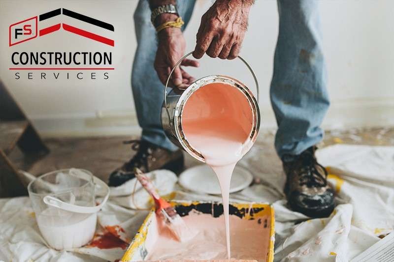 paint problems solved paint services Gateway FS Construction Services