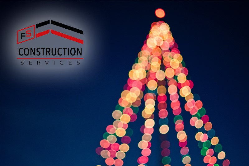 FS Construction Services happy holidays