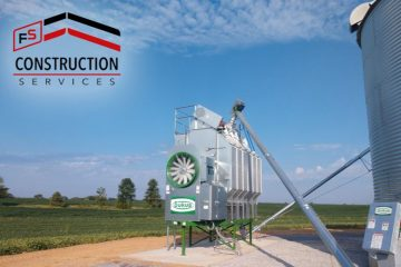 Gateway FS Construction Services grain drying systems