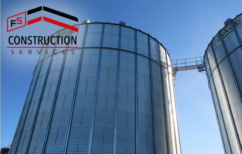 FS Construction Services grain storage systems