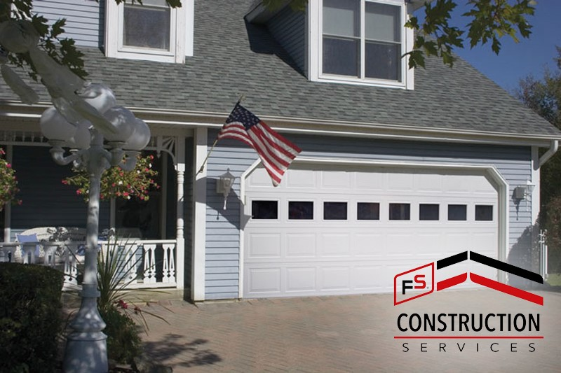 FS Construction Services garage door repair