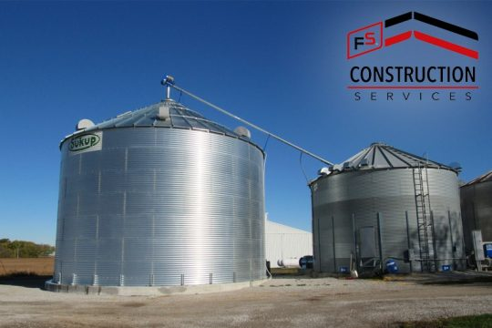 FS Construction Services next generation  grain storage system