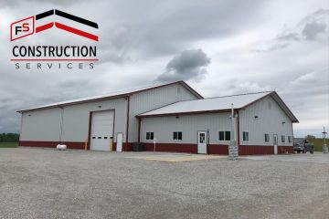FS Construction Services buildings wood steel storage