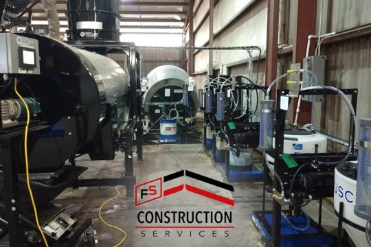 FS Construction Services USC seed treatment systems