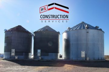 FS Construction Services grain systems rearranging