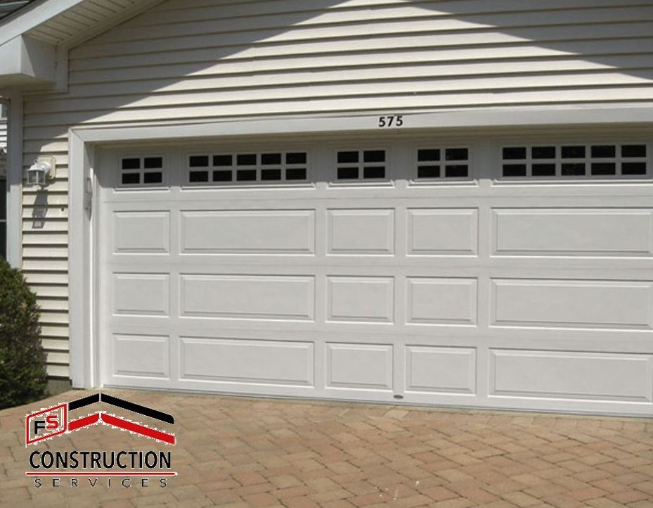 Garage Door Safety FS Construction Services Red Bud IL