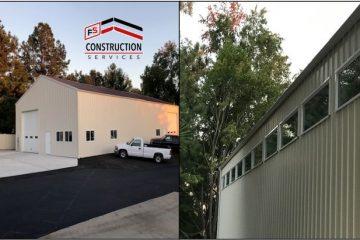 Gateway FS Construction Services metal building
