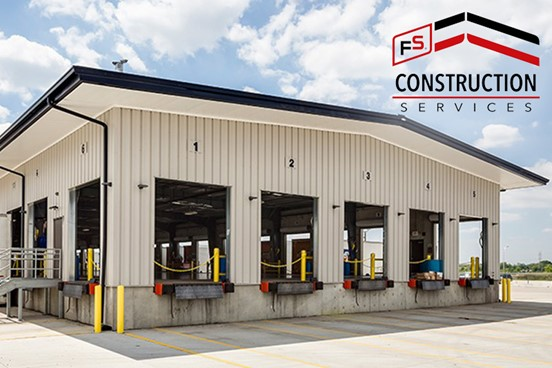 FS Construction Services Butler metal building