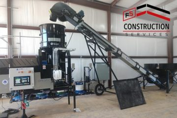 FS Construction Services new seed treater