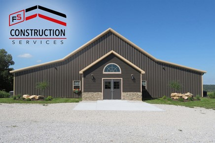 FS Construction Services building you the best in steel buildings