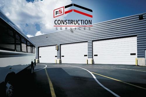 Gateway FS Construction Services commercial garage doors