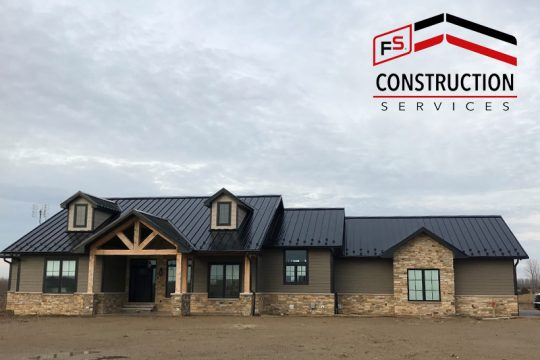 Gateway FS Construction Services metal roofing