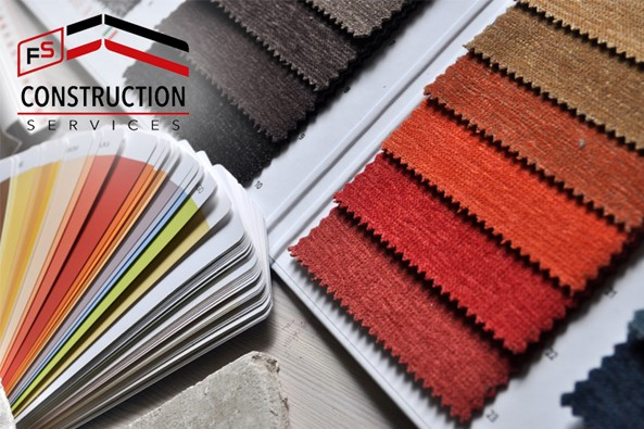 FS Construction Services choose paint color