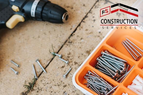 steel building preventative maintenance FS Construction Services