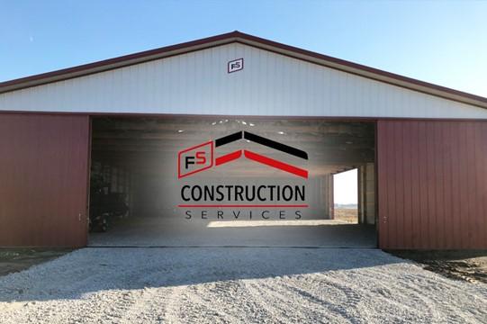 FS Construction Services machine storage