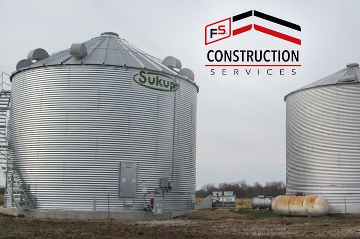 Grain Storage for Harvest FS Construction Services